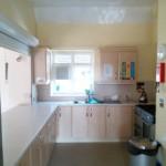Kington St Michael Village Hall kitchen